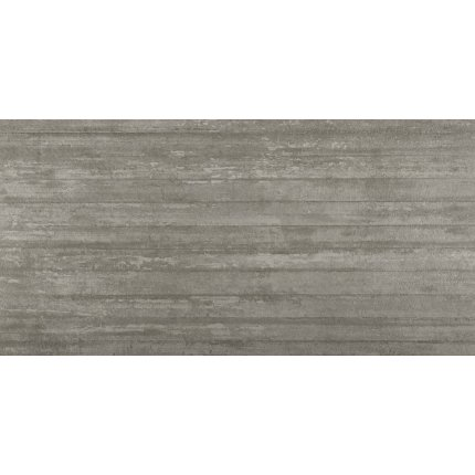 Gresie portelanata rectificata Diesel living Arizona Concrete Rough 60x30cm, 9mm, Greige