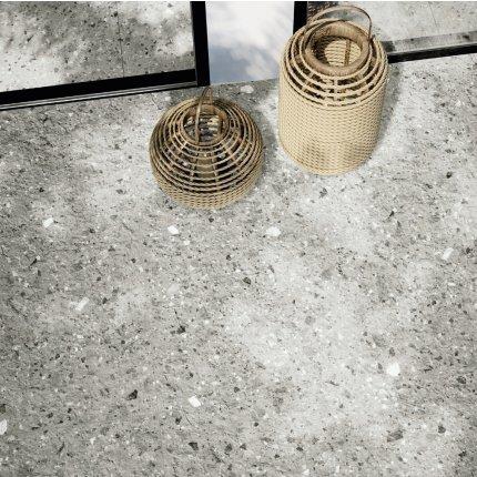 Gresie portelanata rectificata FMG Venice Villa 60x60cm, 10mm, Grey Strutturato