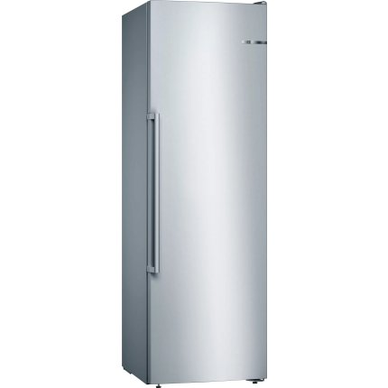 Congelator Bosch GSN36AI3P Serie 6, 242 litri net, No-Frost, Clasa A++, usa inox Antiamprenta