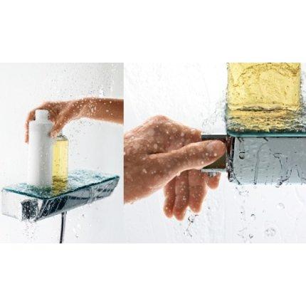 Showerpipe Hansgrohe Raindance Select 360, crom