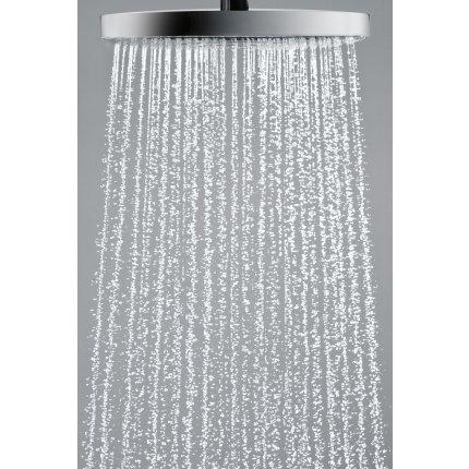 Palarie de dus Hansgrohe Raindance Select E 300 cu 2 jeturi si brat de perete
