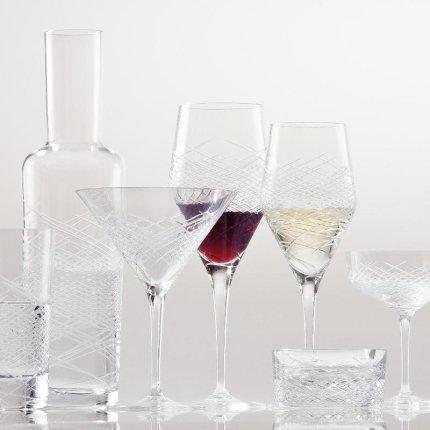 Pahar martini Zwiesel 1872 Hommage Comete, design Charles Schumann, 295ml
