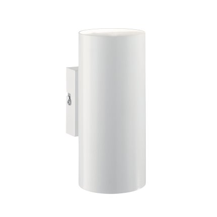 Aplica Ideal Lux Hot AP2, 2x28W, 8x18cm, alb