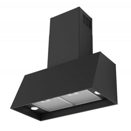 Set Franke Maris Urban Black: cuptor electric CM 85 M BT 63 litri + plita gaz FHTL 755 4G TC C cu 5 arzatoare + hota Trendline Plus 70