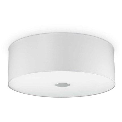 Aplica Ideal Lux Woody PL4, 4x60W E27, d50cm, alb