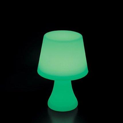 Lampa de exterior Ideal Lux Live TL1 Lumetto, 1x2.5W LED, h27.5cm, alb