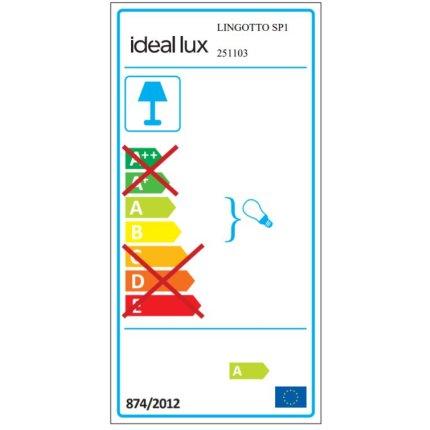 Pendul Ideal Lux Lingotto SP1, 1x28W G9, h 27-242cm