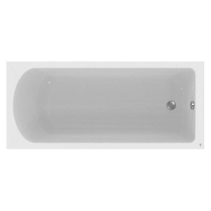 Cada baie rectangulara Ideal Standard Hotline 170x75cm, acril