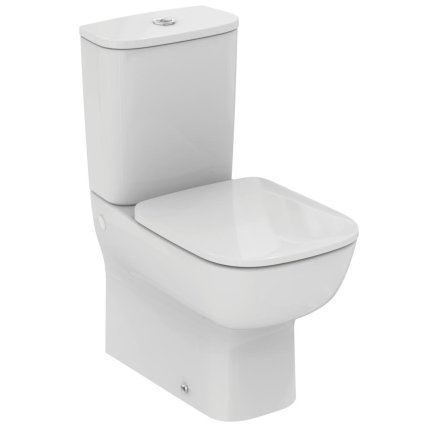 Vas WC Ideal Standard Esedra back-to-wall compact, pentru rezervor asezat