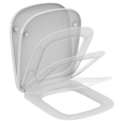 Capac WC Ideal Standard Esedra cu inchidere lenta