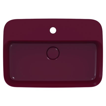 Lavoar tip bol Ideal Standard Ipalyss E2077 55x38cm, V6 Pomegranate
