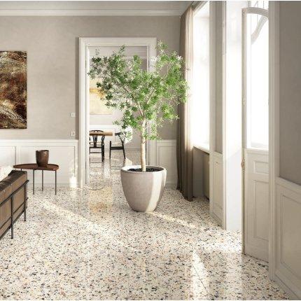 Gresie portelanata rectificata FMG Venice Villa 60x30cm, 10mm, Ivory Levigato