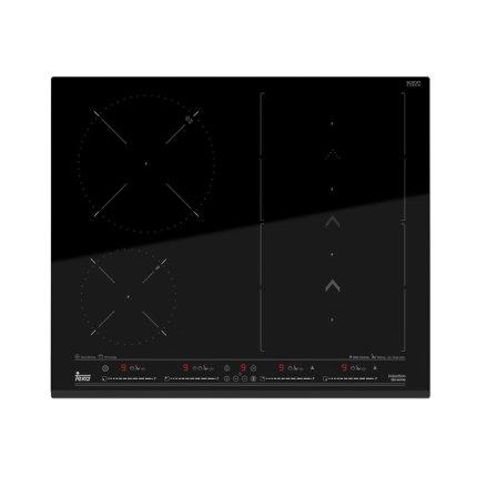 Plita inductie incorporabila Teka IZS 66700 cu 5 zone, 60cm, FLEX DirectSense, Cristal negru