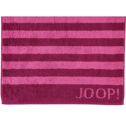 Prosop baie Joop! Classic Stripes 50x100 cm cassis