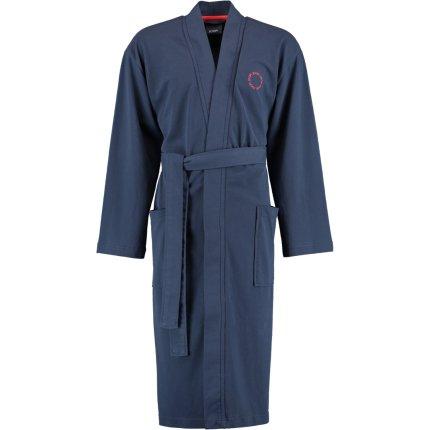 Halat de baie barbati Joop! 1655 tip kimono, S, 12 albastru marin