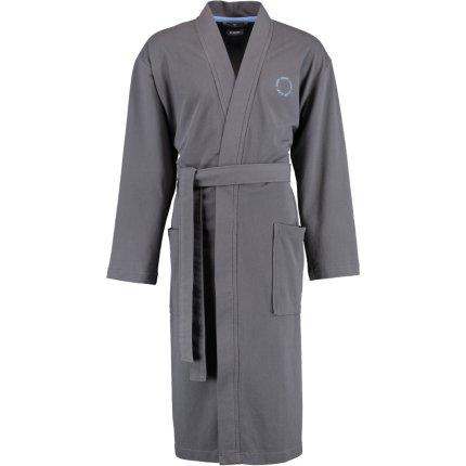 Halat de baie barbati Joop! 1655 tip kimono, XL, 71 antracit