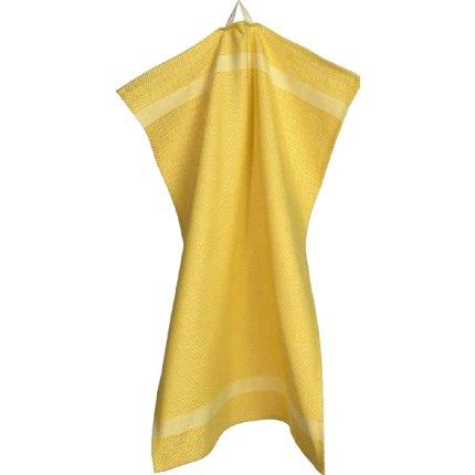 Prosop de bucatarie Sander Kitchen Just Dry! 50x70cm, bumbac 100%, 03 Yellow