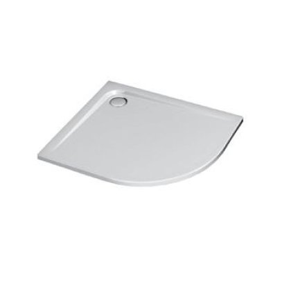 Cadita de dus asimetrica Ideal Standard Ultra Flat 70x90 versiune stanga