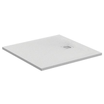 Cadita de dus joasa patrata Ideal Standard Ultra Flat S 80x80 cm Ideal Solid, pure white