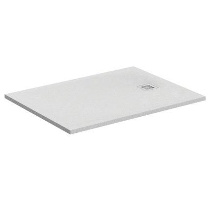 Cadita de dus joasa dreptunghiulara Ideal Standard Ultra Flat S 100x80 cm Ideal Solid, pure white