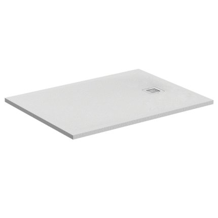 Cadita de dus joasa dreptunghiulara Ideal Standard Ultra Flat S 140x90 cm Ideal Solid, pure white