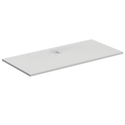 Cadita de dus joasa dreptunghiulara Ideal Standard Ultra Flat S 180x80 cm Ideal Solid, pure white