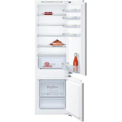 Combina frigorifica incorporabila Neff Line KI5872F30 272 litri net, Low Frost, VarioZoneclasa A++