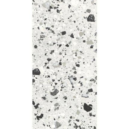 Gresie portelanata rectificata FMG Venice Villa 60x30cm, 10mm, Silver Levigato