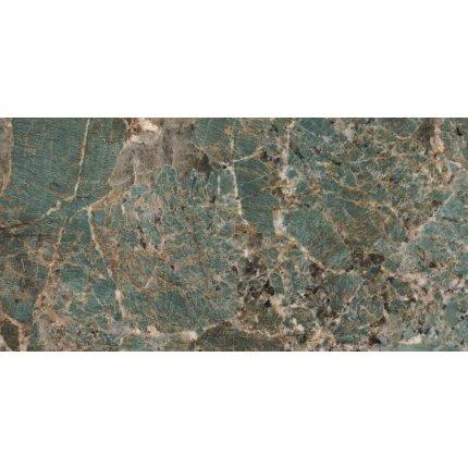 Gresie portelanata FMG Marmi Classici Maxfine 75x37.5cm, 6mm, Amazonite Lucidato