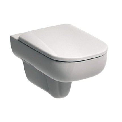 Set vas wc Kolo Traffic Rimfree cu capac inchidere lenta