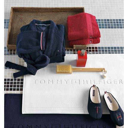 Halat de baie kimono Tommy Hilfiger Plain 3 Albastru Navy