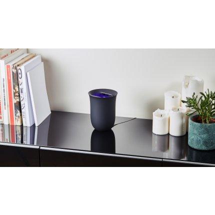 Lexon Oblio statie dezinfectare & incarcare wireless pentru telefoane, negru