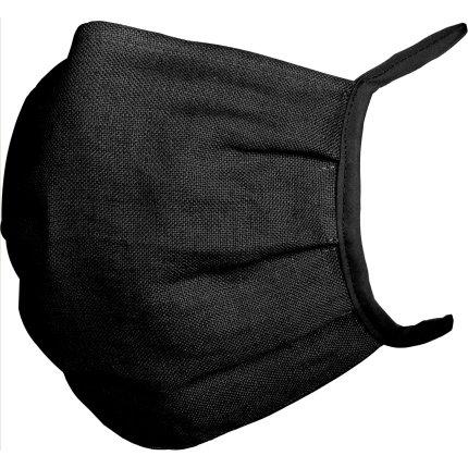 Masca de protectie Sander Linnen, in, negru