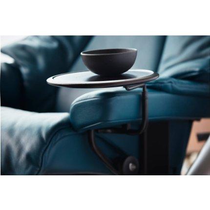 Masuta pentru recliner cu baza Classic Stressless Swing Black