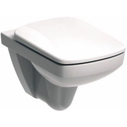 Set vas wc Kolo Nova Pro Rimfree cu capac inchidere lenta