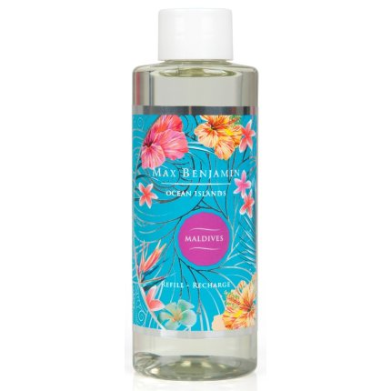 Parfum pentru difuzor Max Benjamin Ocean Islands Maldives 150ml
