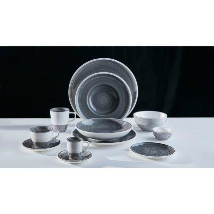 Farfuriuta pentru ceasca espresso Villeroy & Boch Manufacture Gris 12cm