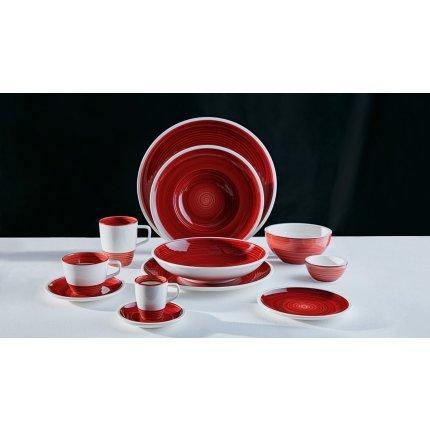 Ceasca si farfuriuta pentru cafea Villeroy & Boch Manufacture Rouge 0.25 litri