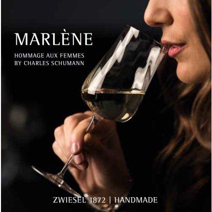 Pahar sampanie Zwiesel 1872 Marlene 365ml