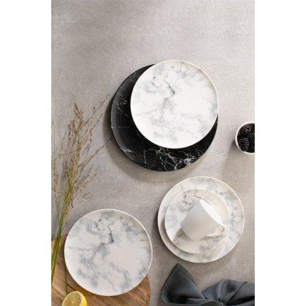 Farfurie like. by Villeroy & Boch Marmory White Salad 21cm