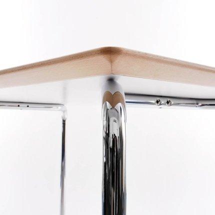 Masa Kartell Maui design Vico Magistretti, 120x80cm, antracit