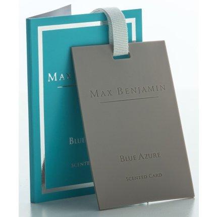 Card parfumat Max Benjamin Classic Blue Azure