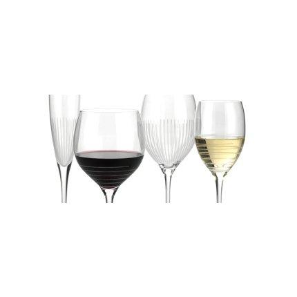 Pahar vin rosu Villeroy & Boch Maxima Bordeaux Spiral 252mm, 0,65 litri