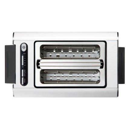 Prajitor de paine Bosch TAT 8611 860W 2 felii, alb