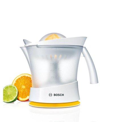 Storcator de citrice Bosch MCP3500N VitaPress, 25W, alb