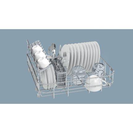 Masina de spalat vase Bosch SKS51E22EU Serie 2, 45cm, 6 seturi, 5 programe, Clasa A+, alb