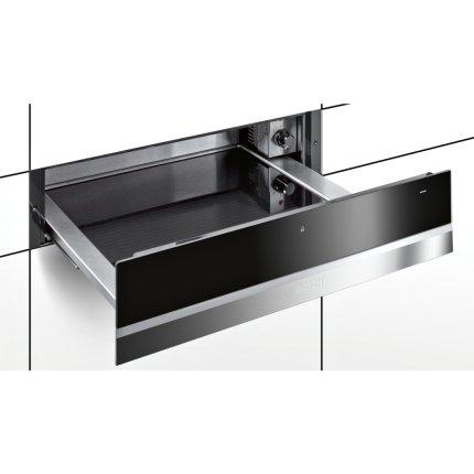 Sertar termic incorporabil Bosch BIC630NS1 Serie 8, deschidere glisanta, 20 litri, inox