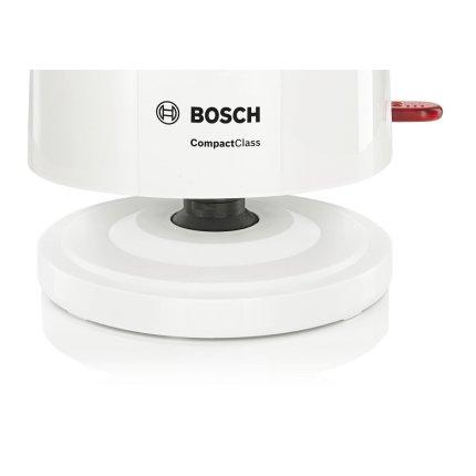 Fierbator Bosch TWK3A051 CompactClass 1 litru, 2400W, alb