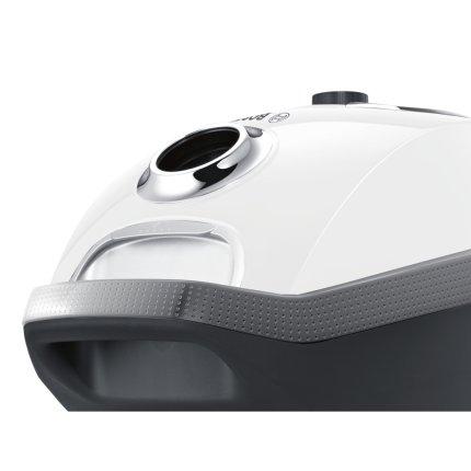 Aspirator cu sac Bosch BGB8A32W GL-80 In'genius ProSilence 59 650W, perie parchet