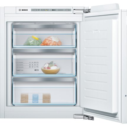 Congelator incorporabil Bosch GIV11AF30 Serie 6, LowFrost, 72 litri, clasa A++